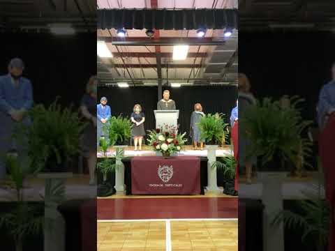 Peachtree Academy Class of 2020 Graduation_Aug. 1, 2020
