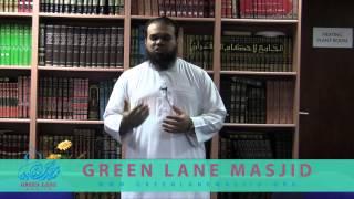 Quran Bites 2: Names & Attributes of Allah (Al-Hakim) - Dr. Ahsan Hanif