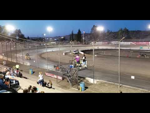 California Modlites at Bakersfield Speedway May 4 2019 heat race 2