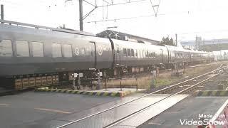 787系BM7&BM5 特急かもめ100号博多行 長崎本線伊賀屋~神埼にて