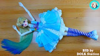 UNBOXING! BJD BALL-JOINTED DOLL  Alice99 in Wonderland RING DOLL★ DARLINGDOLLS