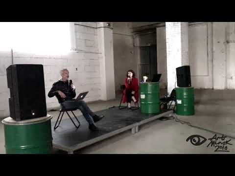 Art Minsk. От Микеланджело до Бэнкси - лекция Стефано Антонелли, ОК16