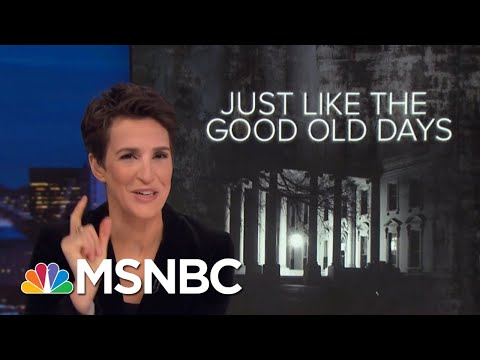 Normal Corruption Scandal Highlights Distorted News Climate | Rachel Maddow | MSNBC