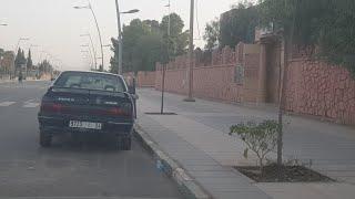 جولة بشوارع مدينة بوعرفة