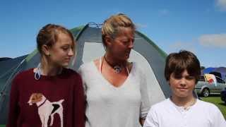 Camping in Cornwall - Trevornick Holiday Park -