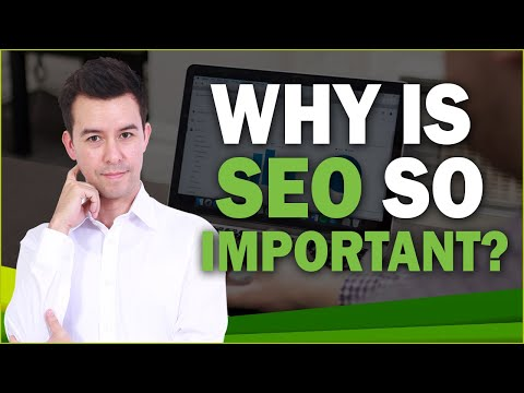 Why SEO is so Important for Generating Website Traffic - SEO Beginner's Guide [Part 1]