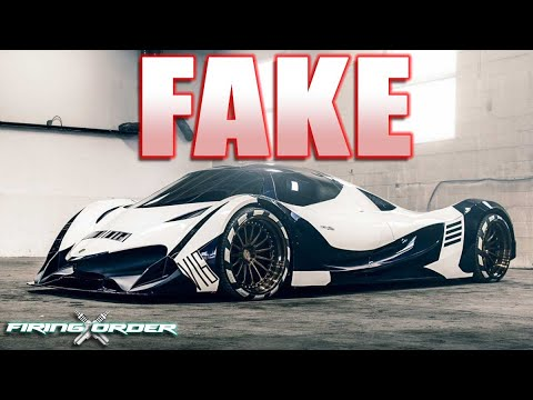 FAKE HYPERCAR! - DEVEL SIXTEEN - FIRING ORDER
