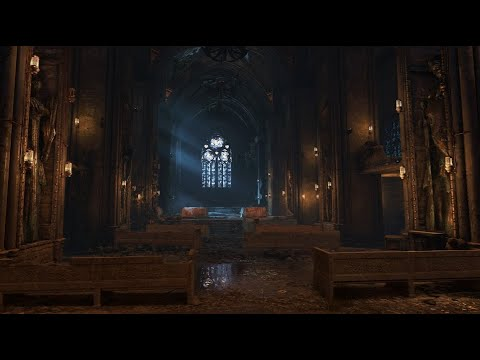 1 Hour of Gothic Organ Music