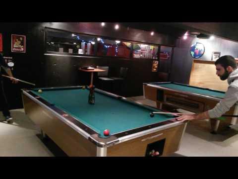 Bar Table Simple Trickshot