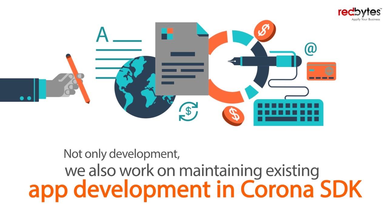 Corona SDK | Corona Enterprise - Redbytes Software