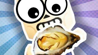 RAW OYSTER CHALLENGE!! | Tomodachi Life #17