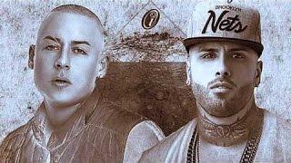 Buscandote - Cosculluela Ft Nicky Jam |Letra  Original| Nuevo 2015.