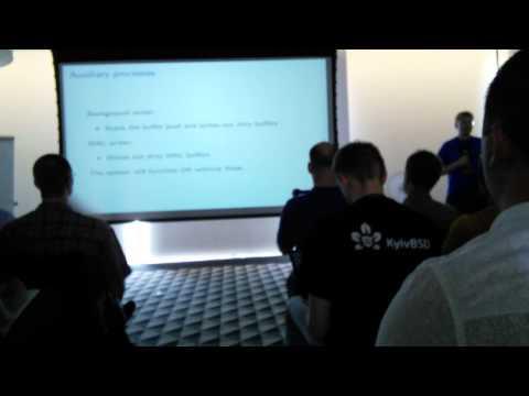 PostgreSQL System Architecture