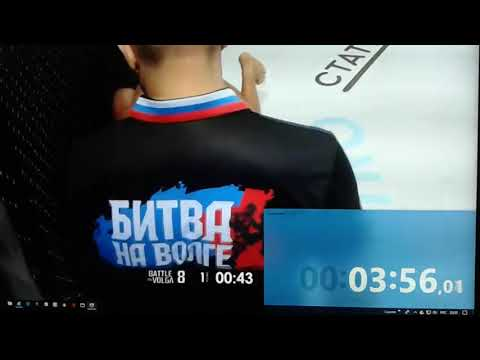 Gotovcev vs Yousefi with correct time timekeeper Battle on Volga №8
