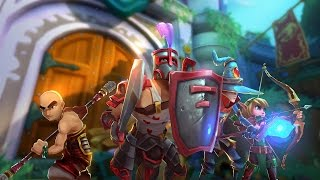 Devstream 66:  The Journey Begins Update | Dungeon Defenders II