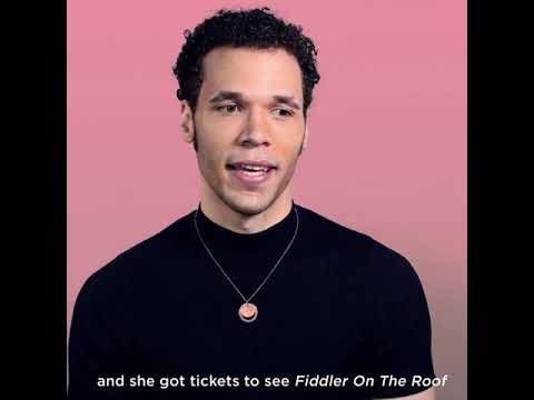 My Broadway Story - Jordan Donica