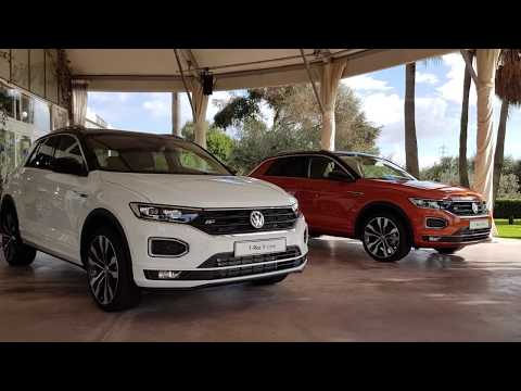 VW the brand new T-ROC R-LINE Volkswagen 2018 Sport Style 4Motion