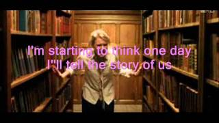 Taylor Swift- The Story Of Us lyrics