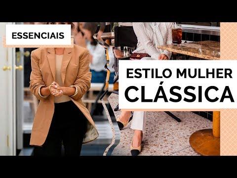SÉRIE ESTILOS : MULHER CLÁSSICA | MARI FLOR
