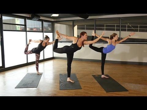 Day 14: CorePower Yoga Full Body Workout | Class FitSugar