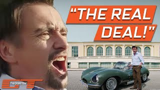 The Grand Tour: Jaguar XKSS