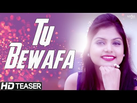 Tu Bewafa - Love feat. Raja Sharma - Official Teaser - Latest Punjabi Songs 2015