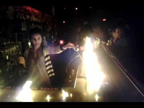 Ruby Room Oakland Bar Fire - YouTube