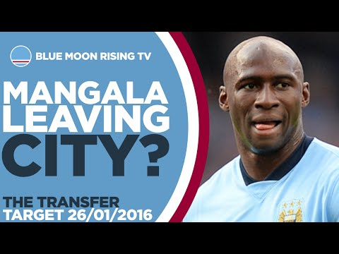 Loan Deal to Save Mangala's Manchester City Career?