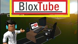 Test d'Alpha de Roblox Bloxtube (fr) Youtube à Roblox