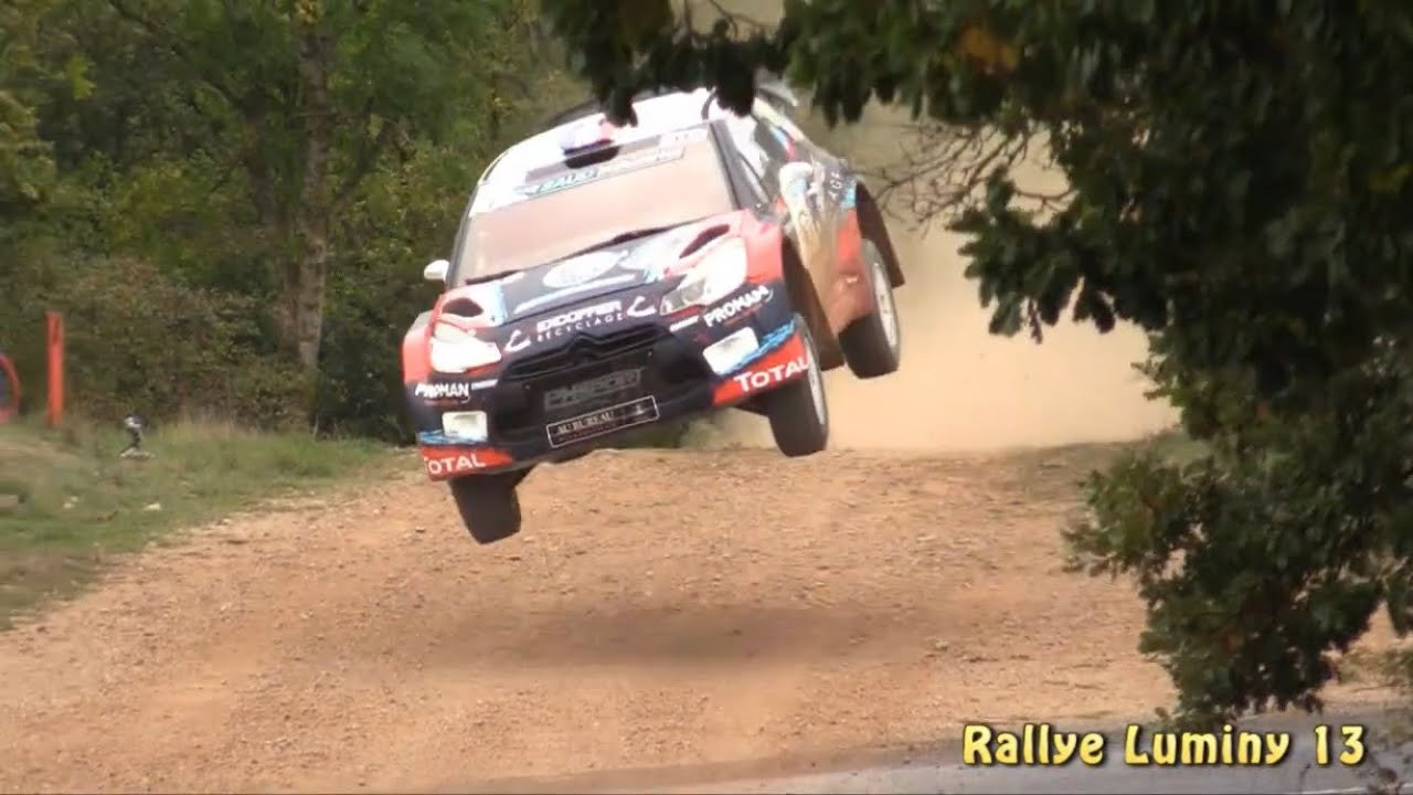 Rallye Best of WRC Crash & Show Flat out Compil
