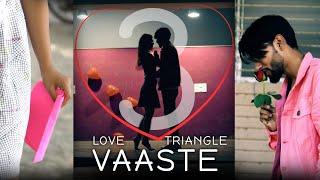 Vaaste Song - A Time To Love - Dhvani Bhanushali - Nikhil D - T-SERIES - Rahul J | Honey P