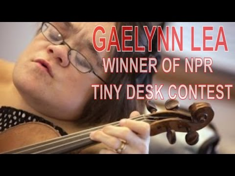 NPR Tiny Desk Contest winner Gaelynn Lea of Duluth performs 'Someday We'll Linger In The Sun'