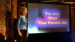Epigenetic transformation -- you are what your grandparents ate: Pamela Peeke at TEDxLowerEastSide