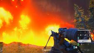 SNIPER VICTORY on FIRESTORM (Battlefield 5 PS4 Gameplay)