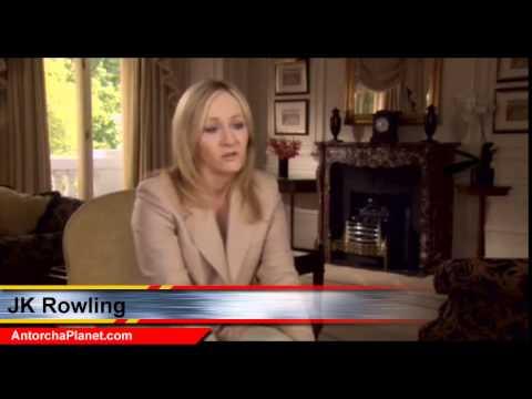 J.K. Rowling Tells Harry Potter Hunk Matthew Lewis to