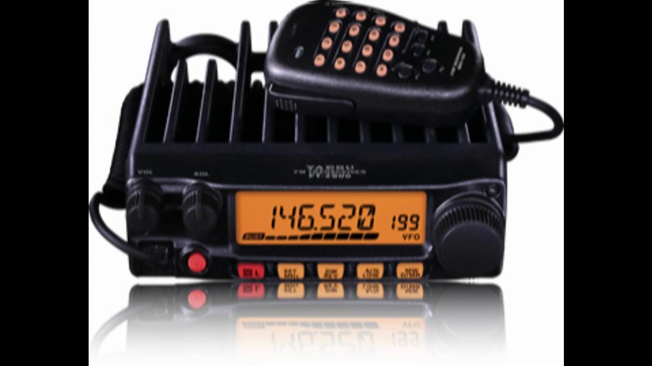 YAESU VX 7R VHF UHF Transceiver Triple band Handheld radio unlock .