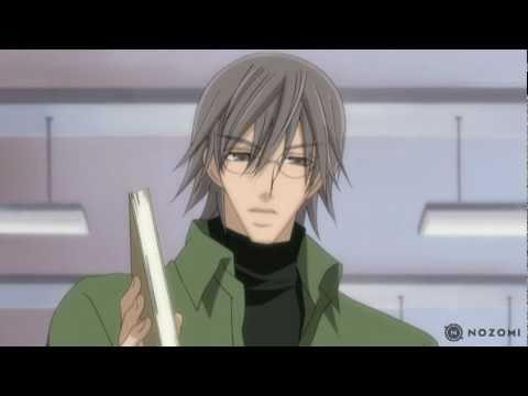 Junjo Romantica Season 1 Episode 1 (Sub): Truth Is Stranger Than Fiction