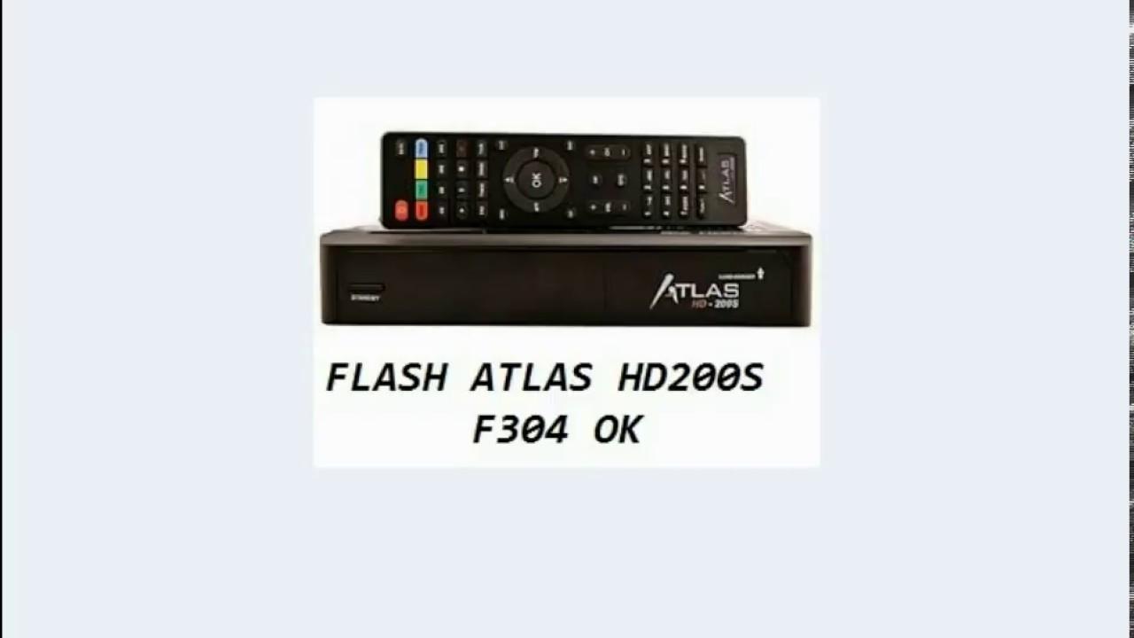 f304 atlas 200s