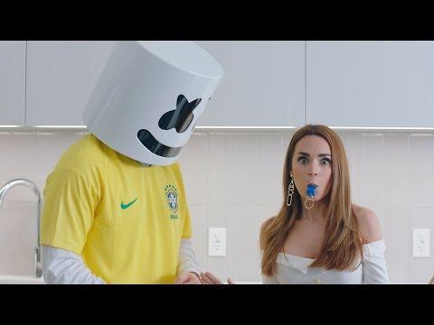 Cooking with Marshmello: How to Make World Cup Cakes ft Rosanna Pansino