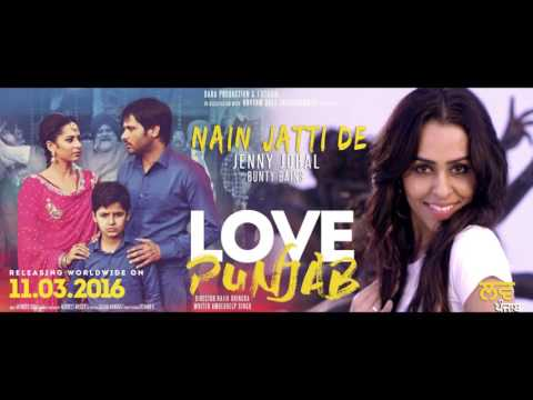 Dowein Nain (Audio Song) - Jenny Johal | Love Punjab | Releasing on 11th March