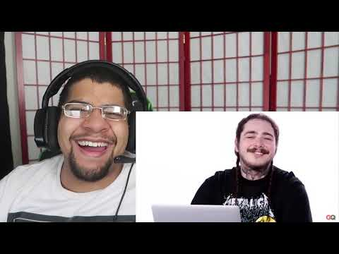 Post Malone Answers Questions From The Internet!