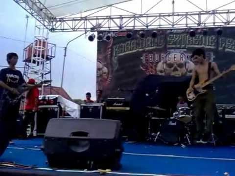 SURANDENG ft Beler REJECTION [live] - Atur Aku (Puppen cover)