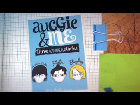 Auggie And Me Book Trailer Youtube