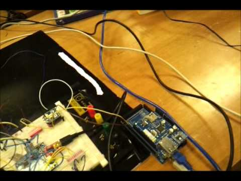 COE 446 Project : Wireless Car Parking System