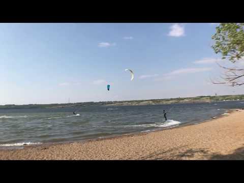 Regina Beach   Saskatchewan   4k video