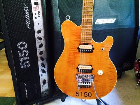 Questions about my EVH Ernie Ball Music Man.
