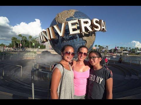 UNIVERSAL ORLANDO CITYWALK TOUR