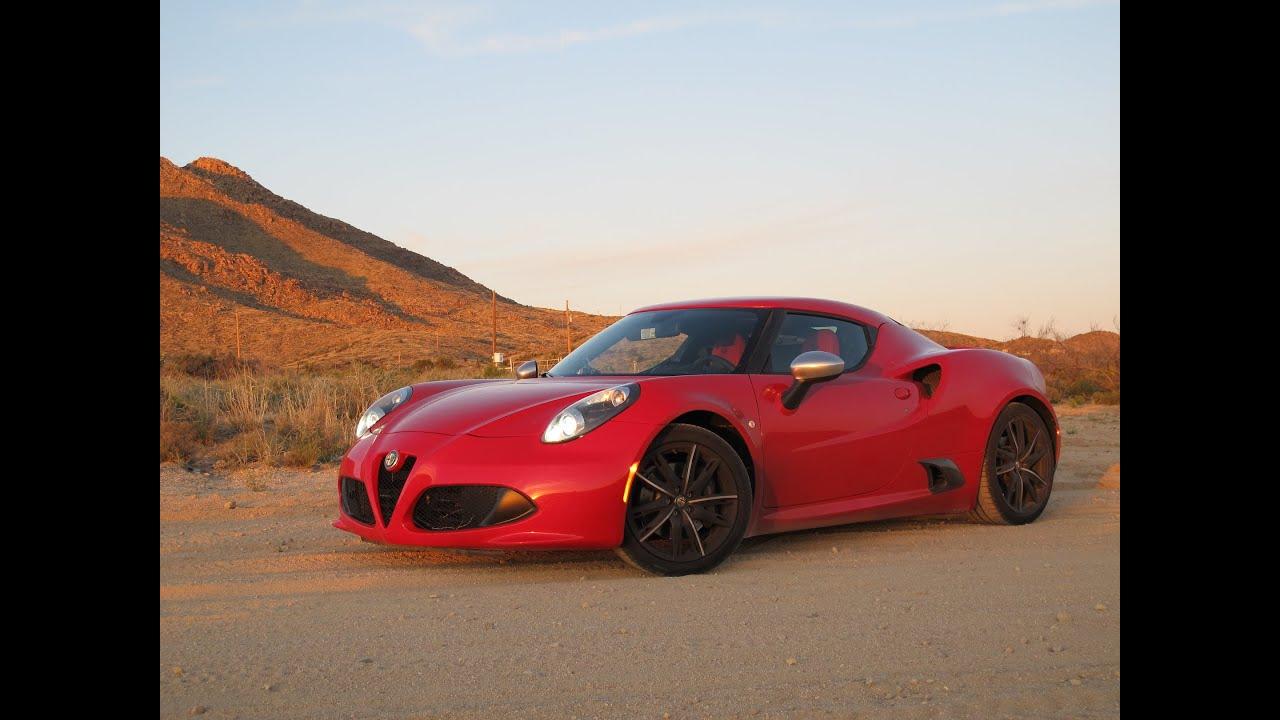 Miles In An Alfa Romeo C Detroit To La