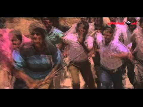 Gaayam Songs - Suraajyamavaleni Swaraajyam Song - Revathi & Jagapathi Babu