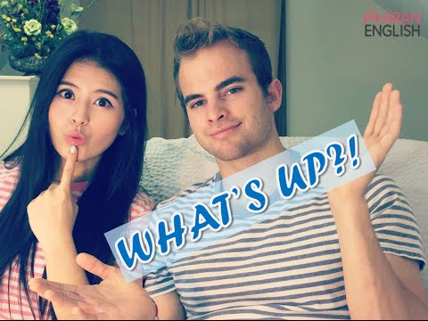 "3 Ways to Respond to ""What's Up?"" Like a Native English Speaker 